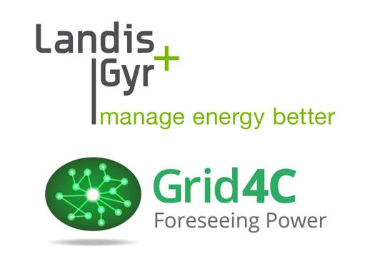 L+G Grid4C Logo